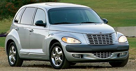 2001 pt cruiser limited edition owners manual
