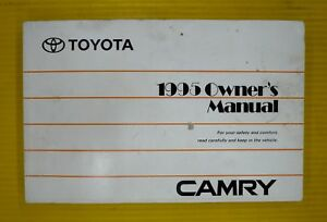 1995 toyota camry le owners manual pdf