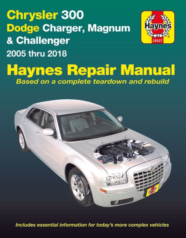 2006 dodge charger user manual