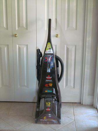 bissell powersteamer pro user manual