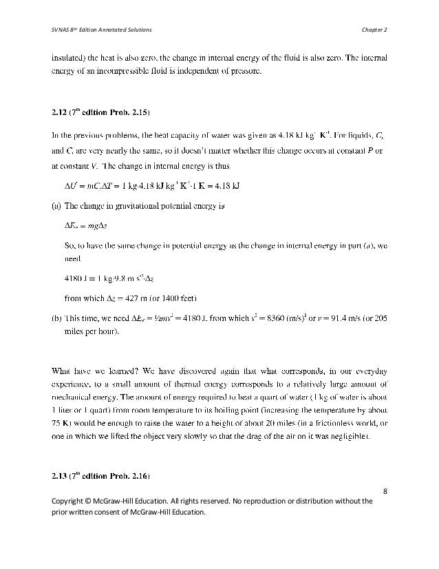 engineering and chemical thermodynamics koretsky solution manual chapter 2