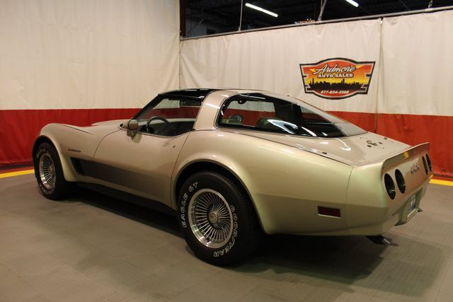 1982 collectors edition corvette owners manual group