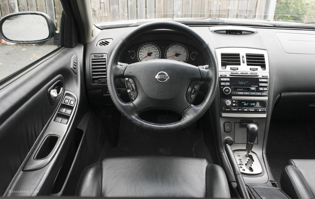 2002 nissan altima 3.5 se owners manual