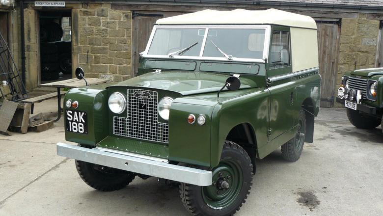 land rover manuals series 2