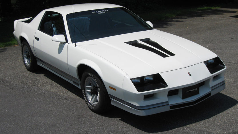 1983 chevy camaro owners manual pdf