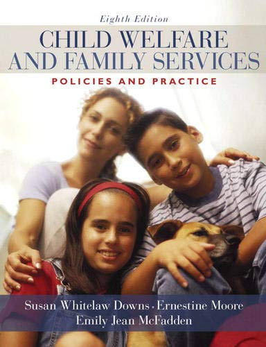 manual of policies and procedures child welfare services