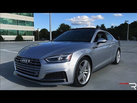 audi a5 owners manual 2018