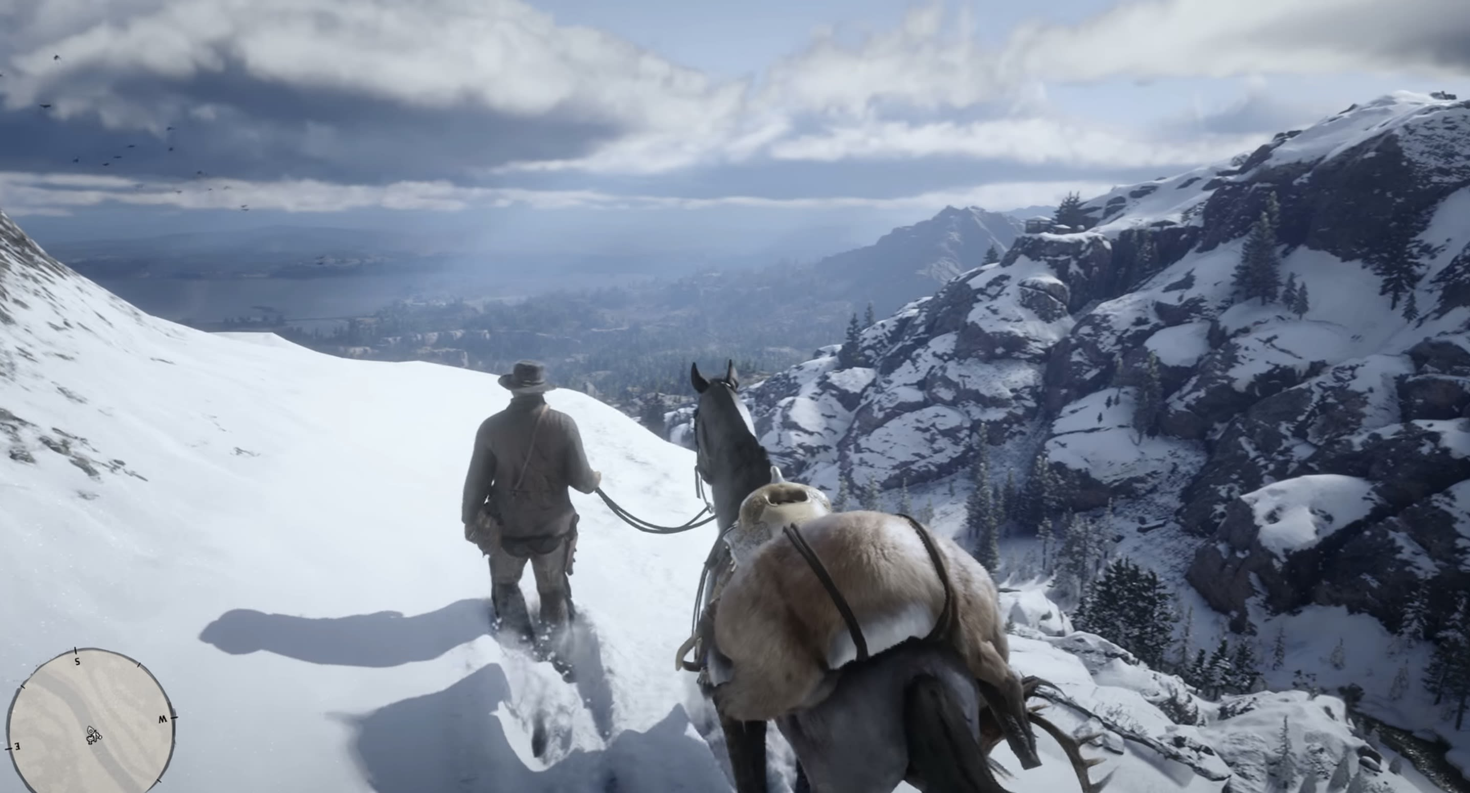 manually save red dead redemption 2